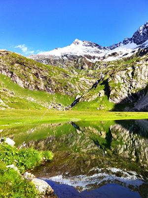 Lago Bianco, Tessin