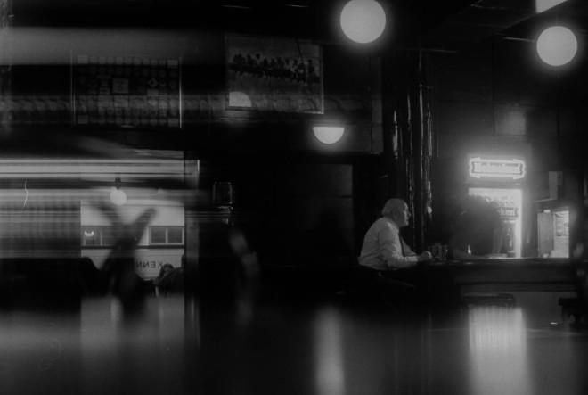 old irish man in a pub