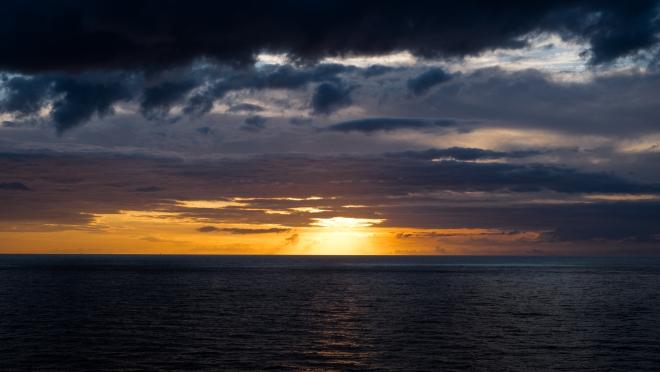Imagebild Sonnenuntergang